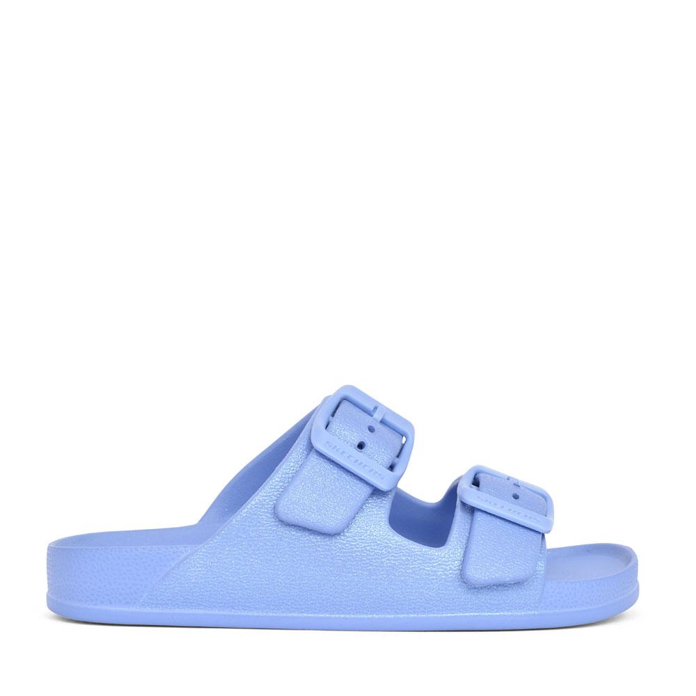 GIRLS 302051L CALI BLAST SUNSHINE SHIMMER MULE in BLUE